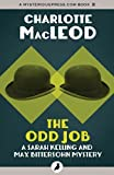 Front cover for the book The Odd Job by Charlotte MacLeod