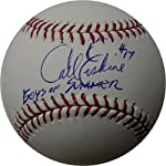 Carl Erskine Signed Autograph Major League Baseball Dodgers Boys OF Summer.