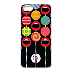 QSWHXN Cover Custom New Pattern Printing Charlie and the Chocolate Factory Phone Case For iPhone 5,5S [Pattern-5]