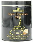 Bentley's Apple Cinnamon Tea 50 Count
