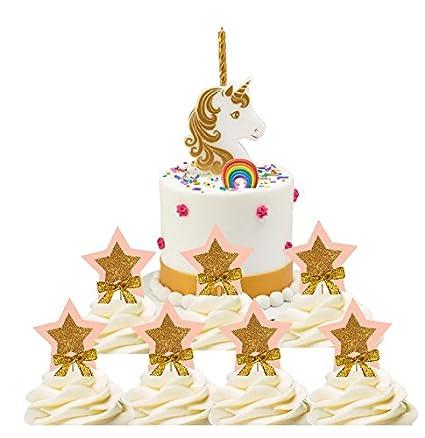 Amazon Cake Food Cupcake Decoration Toys Decorating Topper Kit