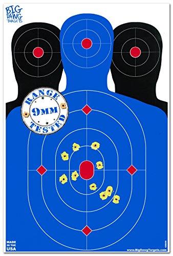 12-x-18-Triple-Silhouette-Reactive-Splatter-Shooting-Target-Big-Dawg-Targets