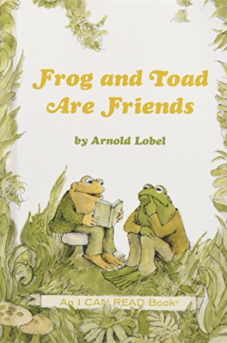 Book Cover: Frog and Toad Are Friends (An I Can Read Book)