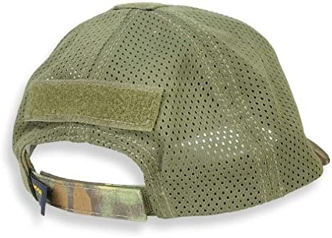 Condor malla Tactical Gorra Marrón: Amazon.es: Deportes y aire libre