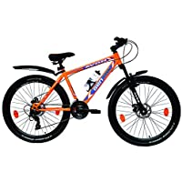 Avon GENNOW Mountain Cycle 27.5 SINGLESPEED Without Gear(Black OR Orange or Blue)