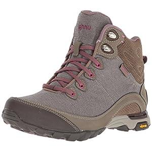 Ahnu Women's W Sugarpine II Waterproof Hiking Boot, Walnut, 8 Medium US
