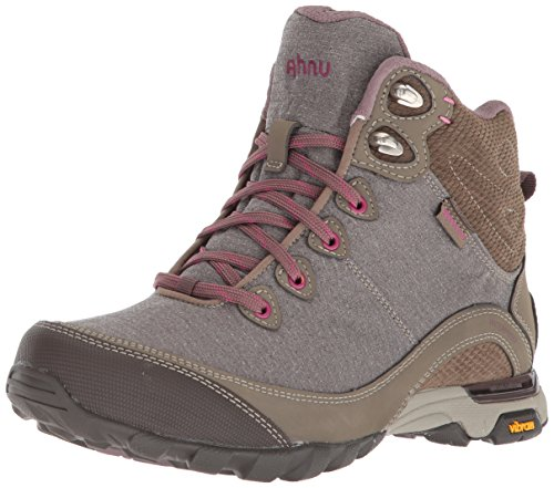 Ahnu Women's W Sugarpine II Waterproof Hiking Boot, Walnut, 9 Medium US