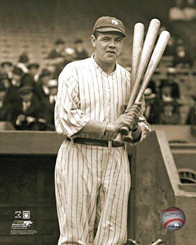 Yankees Babe Ruth Triple Bats 8