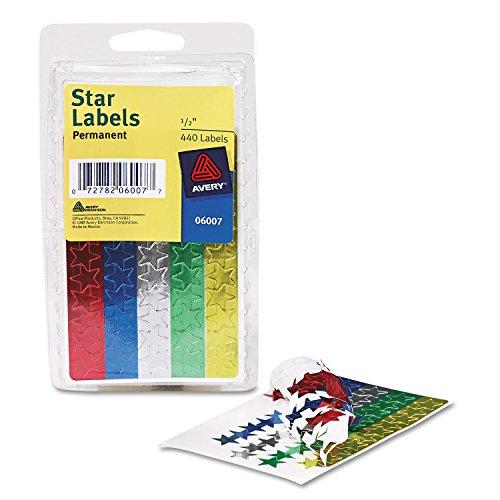 Foil Stars 1/2