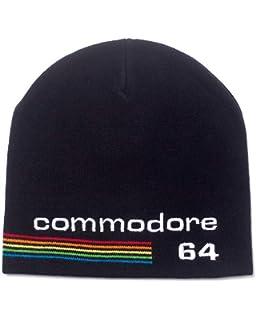 05d7fa6e99b63 Bioworld Commodore 64 Embroidered Full Rainbow Logo Snapback ...
