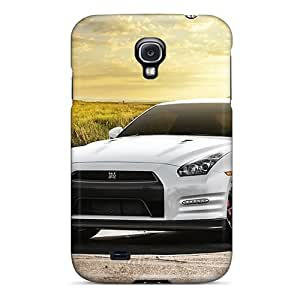 Durable Amazing Nissan Gtr Back Case/cover For Galaxy S4