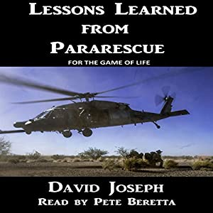 Lessons Learned from Pararescue Audiobook