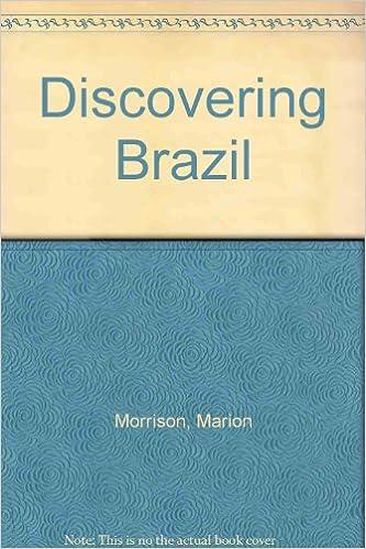 Discovering Brazil