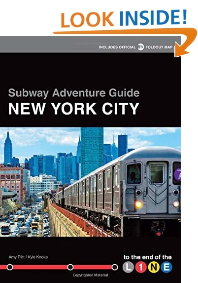 StreetSmart NYC Map by VanDam - City Street Map of Manhattan, New York, in 9/11 National Memorial Edition - Laminated folding pocket size city travel and subway map of New York City, 2017 Edition down