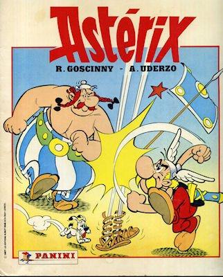 Astérix - Panini - 1988 - album incomplet