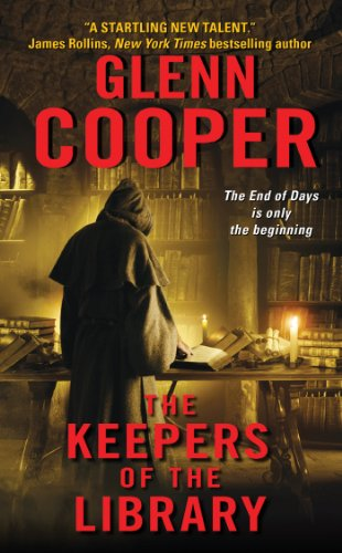 book cover of The Keepers of the Library