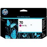 HP 70 Magenta 130 Ml Ink Cartridge C9453A For HP Designjet Printers