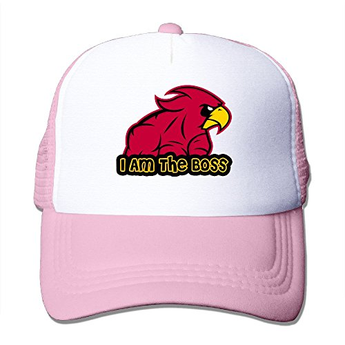 [Texhood Arizona Like The Boss Fashion Trucker Hat One Size Pink] (Pink Lady Costume Images)