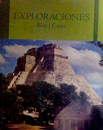 Exploraciones (Custom Second Edition, Compatible with iLrn Heinle Learning Center)
