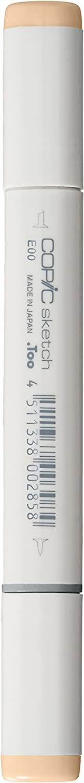 Copic Marker Copic Sketch Markers, Skin White/Cotton Pearl