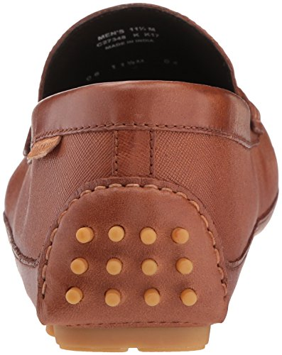 outlet cheap prices discounts sale online Cole Haan Men's Coburn Driver II Penny Loafer British Tan Textured Leather zR0nFTmY