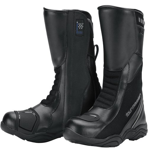 Tourmaster Womens Solution WP Air Road Boots - 7