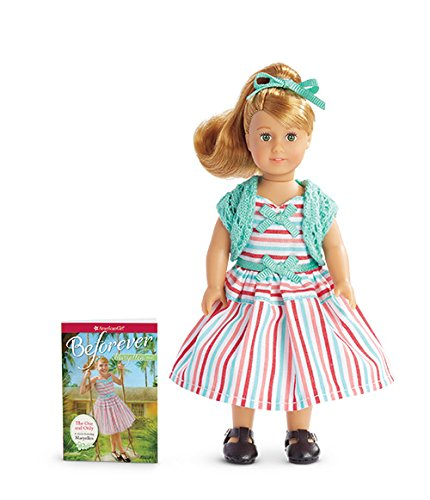 Amer Girl Maryellen Mini Doll & - Mini American Girl Kit Doll
