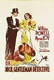After the Thin Man Poster Movie Belgian (27 x 40 Inches - 69cm x 102cm) William Powell Myrna Loy James Stewart Elissa Landi Joseph Calleia Jessie Ralph