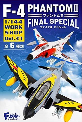 エフトイズ 1/144 ウイングキットコレクション F-4ファントムll ファイナルスペシャル☆ホビコレ限定