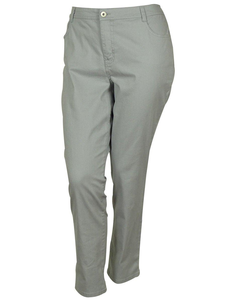 Style & co. Plus Size Tummy-Control Capri Jeans (18w) by Style & Co.
