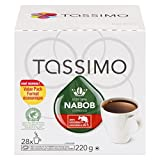 TASSIMO NABOB 100-Percent Colombian Coffee, 28 T-Discs,220 G