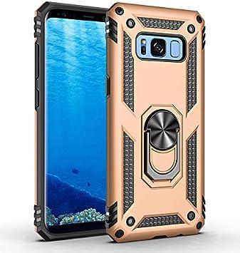 BestST Funda para Samsung Galaxy J7 /J7 Neo, con Anillo Soporte ...