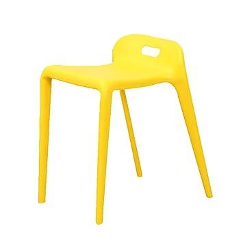 Stuhl stapelbar Kunststoff Ultraleicht Garten im Freien Balkon Küche ...