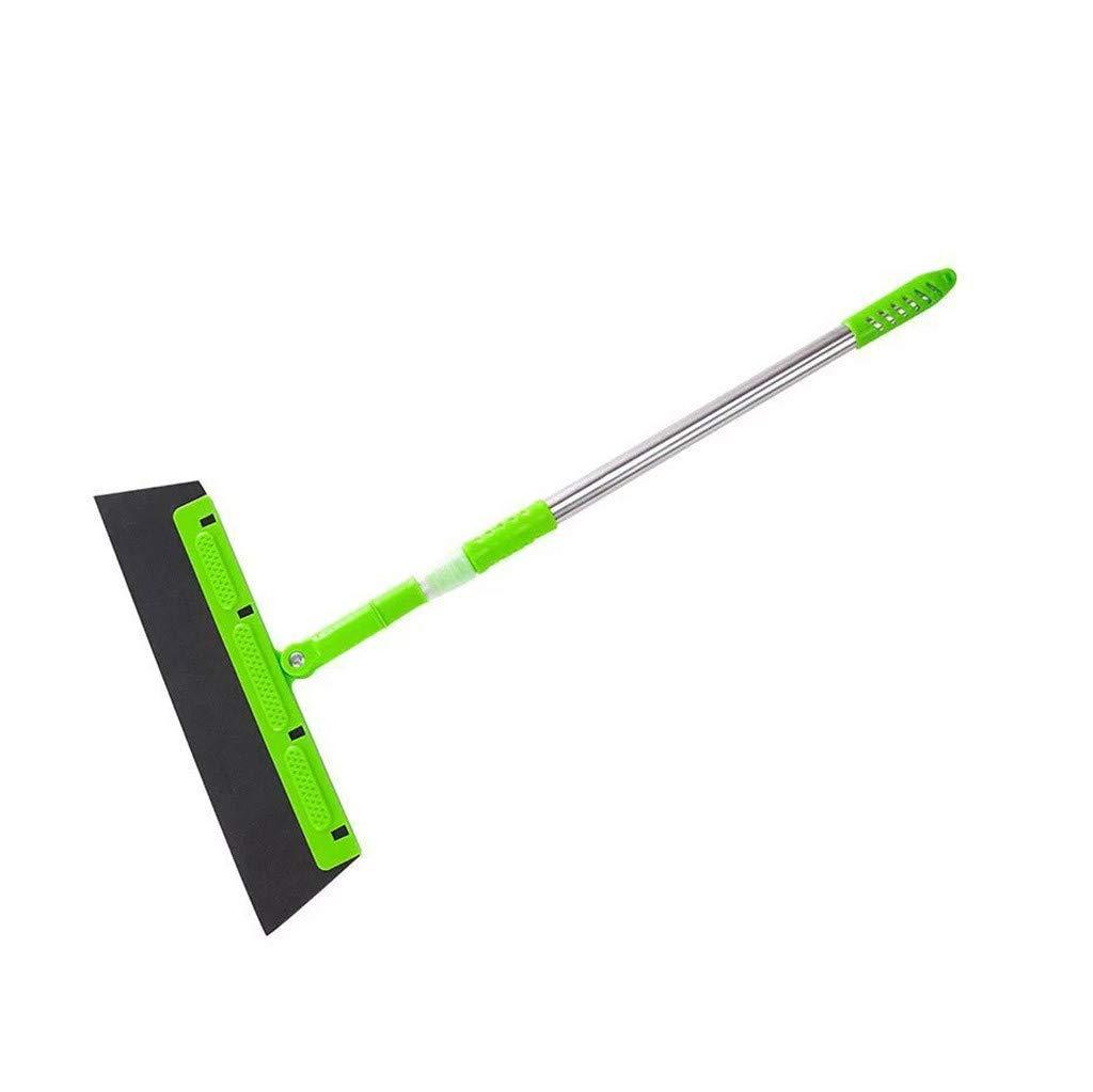 Long Handle Broom,Fheaven Magic Broom Sweeper Dust Hair Wiper Broom Rotate Connector Rubber Tools for Kitchen Bathroom