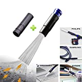 Panshi Universal Vacuum Attachment, Dust Brush Cleaning Tools,Dust Pro Cleaner Tubes Accessories, Dusty Tiny Cleaning Sweeper with Flexible Brush, Compatible with Dyson