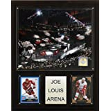 NHL Joe Louis Arena Plaque