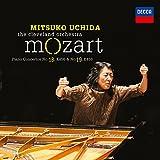 Mozart: Piano Concertos Nos.18 & 19