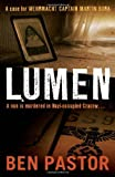 Front cover for the book Lumen by Ben Pastor
