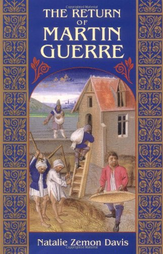 The Return of Martin Guerre by Harvard University Press