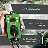 BioGreen TER2/US Thermo 2 Digital Greenhouse