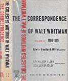 The Correspondence of Walt Whitman, Newman, James, 0814704395