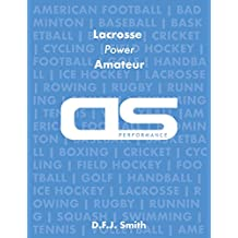 DS Performance - Strength & Conditioning Training Program for Lacrosse, Power, Amateur