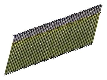 Bostitch 3,1 x 90 mm 33 Draht Schweißen Glatte verzinkt magazinierte ...