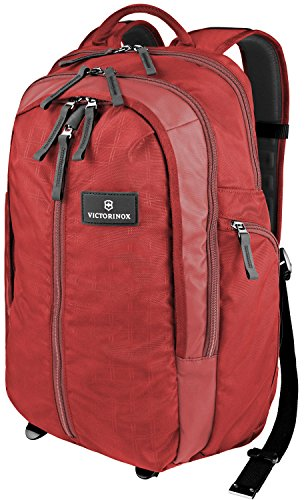 (Victorinox Altmont 3.0 Vertical-Zip Laptop Backpack,  Red,  One Size)