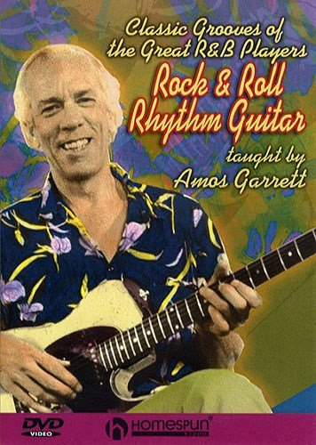 Amos Garrett - Rock And Roll Rhythm Guitar - Vol. 1 - Guitar Vhs 1 Vol