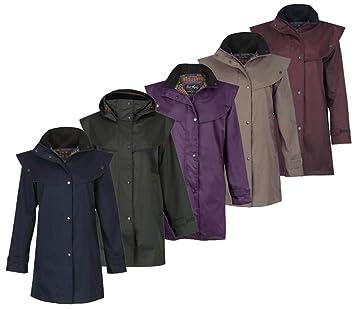 f7936548 Jack Murphy Cotswold Ladies Waterproof Jacket (Blackberry 08)