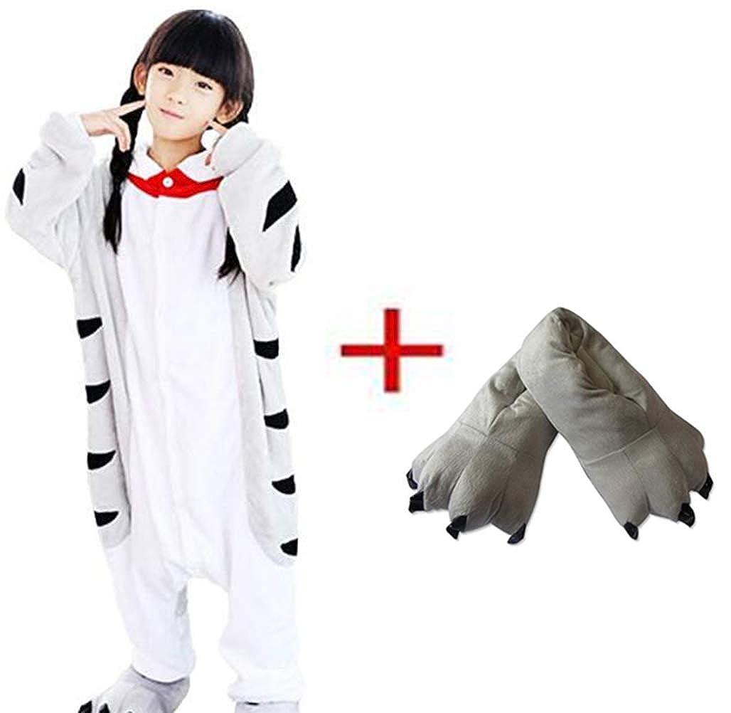 JXUFUFOO Kids Unisex Onesie Pyjamas Cosplay Outfits Animal Sleepwear