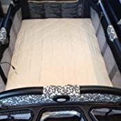 Amazon Com Graco Pack N Play Quilted Playard Sheet