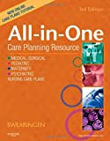 img - for All-In-One Care Planning Resource, 3e (All-In-One Care Planning Resource: Medical-Surgical, Pediatric, Matermaternity, & Psychiatric Nursin) by Pamela L. Swearingen (2011-06-17) book / textbook / text book