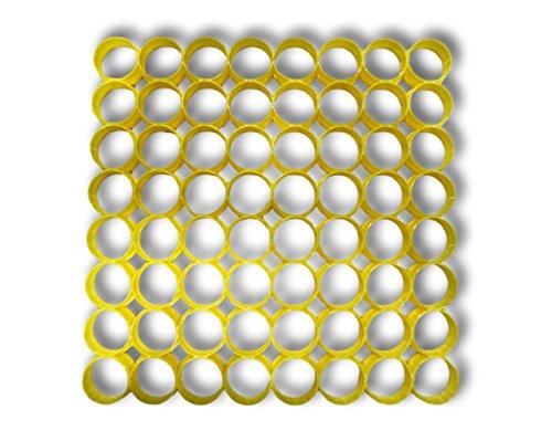 64 x 1 inch size Circle Multicutter
